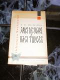 APUS DE SOARE SI HAGI TUDOSE B. ST. DELAVRANCEA
