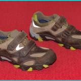 NOI _ Pantofi din piele, DE CALITATE, model vintage, SUPERFIT _ baieti | nr. 36