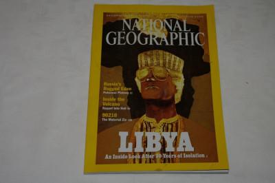National Geographic - november 2000 - Libya - An inside look ... foto