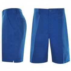 Pantaloni scurti barbati albastri - Pantaloni barbati Dunlop, Marime: 38, Culoare: Albastru, Poliester