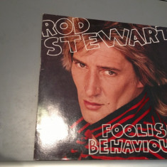 ROD STEWART - FOOLISH BEHAVIOUR (1980 /WARNER REC/ RFG ) - VINIL/VINYL/ROCK - Muzica Rock