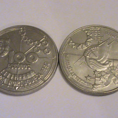 Mokazie! 100 Escudos Portugalia 1990