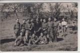 ARAD , CHISINAU-CRIS , CLASA VIa 1938 ,PROFESOR V. TARCOVNICU, Necirculata, Fotografie