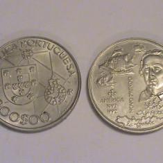 Mokazie! 200 Escudos Portugalia 1992 America, Europa