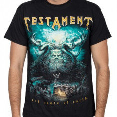 TESTAMENT Dark roots of earth (tricou)