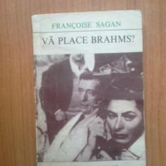 N6 Francoise Sagan - Va place Brahms?, 1971
