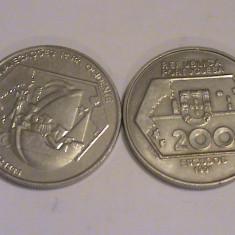 Mokazie! 200 Escudos Portugalia 1991, Europa