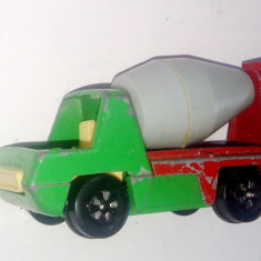 Macheta betoniera Playart - Hong Kong - Macheta auto Matchbox