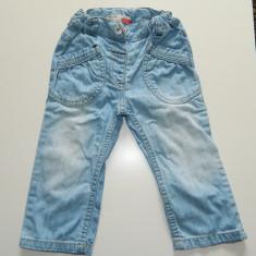 Blugi pentru fetite, Name it, marimea 1-2 ani, 86 cm, Fete