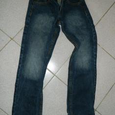 Blugi pentru baieti, pantaloni baieti, 8-9 ani, 134 cm, marca Name It