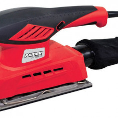 040112-Slefuitor electric cu vibratii 200 W 90 x 187mm Raider Power Tools