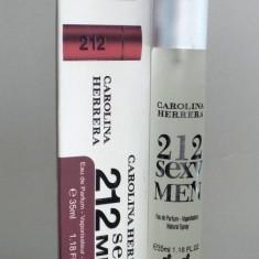 CAROLINA HERRERA 212 Sexy Men- barbatesc, 35ml. - Parfum barbati Carolina Herrera, Apa de parfum