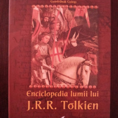 ENCICLOPEDIA LUMII LUI J.R.R. Tolkien -- Robert Lazu -- 2007, 337 p. - Enciclopedie