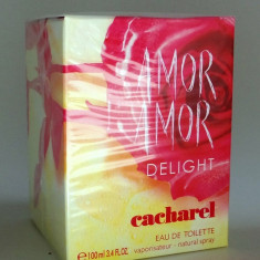 CACHAREL AMOR AMOR Delight- eau de toilette, 100ml.- replica calitatea A++ - Parfum femeie Cacharel, Apa de toaleta