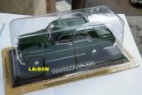 Macheta Warszawa 223 1964- DeAgostini Masini de Legenda 1/43 (Warsawa)