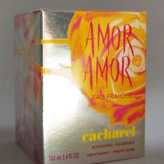 CACHAREL AMOR AMOR Eau Fraiche- 100ml.- replica calitatea A++ - Parfum femeie Cacharel, Apa de parfum