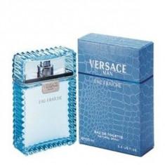 Versace Versace Man Eau Fraiche EDT 50 ml pentru barbati - Parfum barbati Versace, Apa de toaleta