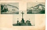Ok-1560- Romania, Resita, carte postala multipla necirculata: 3 imagini