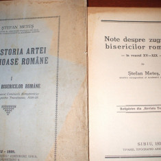 Din istoria artei religioase romane 1929 - Carte Istoria artei