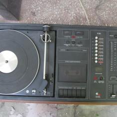 PVM - Combina muzicala SCHNEIDER foarte veche functionala Germania  articol RAR