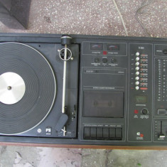 PVM - Combina muzicala SCHNEIDER foarte veche functionala Germania articol RAR - Combina audio, Clasice