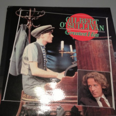 GILBERT O'SULLIVAN - GREATEST HITS (1985/ BR MUSIC/ made in BELGIUM) - VINIL - Muzica Rock rca records