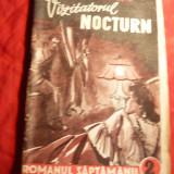 """2 Ex.din """"Romanul Saptamanii"""" nr.2 si 4-Aventura- interbelice -J.Fielding - Carte de aventura"""