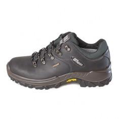 Pantofi Grisport pentru femei din piele naturala (GR10309109-W) - Bocanci dama Grisport, Culoare: Negru, Marime: 36, 37, 38, 39, 40, 41