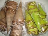 Plante naturale uscate - conuri lemn mestecan 10-15 cm, pret punga