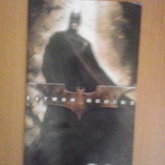 Manual - Batman Begins - PS2 ( GameLand )