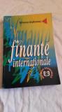 Finante internationale - Simona Gaftoniuc