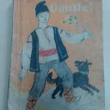 Omulet - Victor Eftimiu/ ilustratii de Silvia Cambir - Carte de povesti