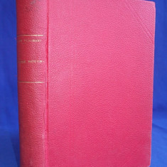 GUSTAVE FLAUBERT - MADAME BOVARY - EDITION DEFINITIVE - PARIS - 1912 - Carte veche