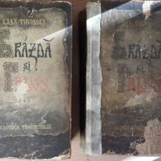 Carti vechi Brazda si Palos 1956 vol. I – II - Carte veche