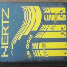 Vind filtru audio auto Hertz model 2W Cross