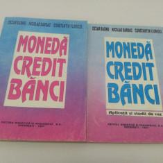 MONEDĂ, CREDIT, BĂNCI, APLICAȚII ȘI STUDII DE CAZ/ 1997 - Carte despre fiscalitate