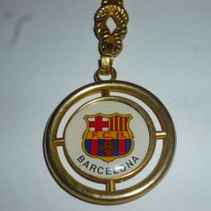 Breloc fotbal FC BARCELONA