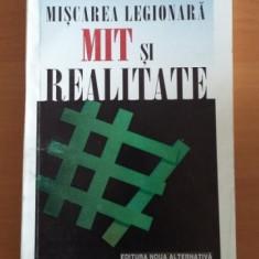 CONSTANTIN PETCULESCU - MISCAREA LEGIONARA MIT SI REALITATE