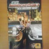 Manual - Midnight Club 3 Dub Edition  - Playstation PS2  ( GameLand )