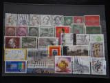 Set/lot timbre Germania stampilate:DDR-Deutsche Bundespost-Deutsch Reich #639, Stampilat