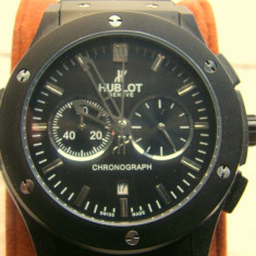Hublot-Classic-Fusion-Black-Magic-Automatic-45mm-511-CM-1770-LR-Men-039-s-Watch - Ceas barbatesc Hublot, Lux - sport, Quartz, Titan, Fibra de carbon, Data