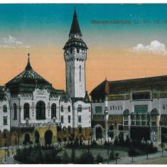 3234 - Mures, TARGU-MURES - old postcard, CENSOR - used - Carte Postala Transilvania 1904-1918, Circulata, Printata