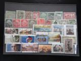 Set/lot timbre Germania stampilate:DDR-Deutsche Bundespost-Deutsch Reich #628, Stampilat