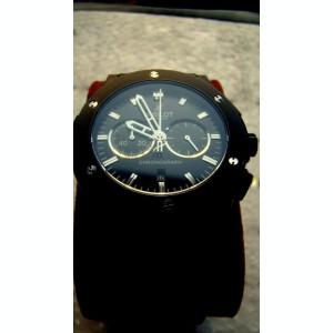 Hublot-Classic-Fusion-Black-Magic-Automatic-45mm-511-CM-1770-LR-Men-039-s-Watch