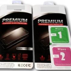 Geam protectie display sticla 0, 26 mm HTC One M7 - Folie de protectie HTC, Anti zgariere