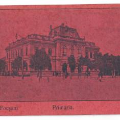 3239 - Vrancea, FOCSANI, Primaria - old postcard, CENSOR - used - 1917 - Carte Postala Moldova 1904-1918, Circulata, Printata