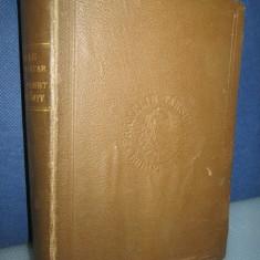CARTI MAGHIARE vechi. TaschenVorterbuch- Dictionar german- maghiar vechi 1891. - Carte veche