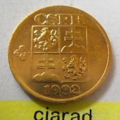 Moneda 20 Haleru - CEHIA 1992 *cod 2018 a.UNC, Europa