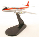 Macheta avion Vickers Viscount Air Canada - HOBBY MASTER scara 1:200
