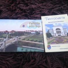 Harta Timisoarei, Podurile de peste Bega, ghid turistic Timisoara, util! - Harta Romaniei